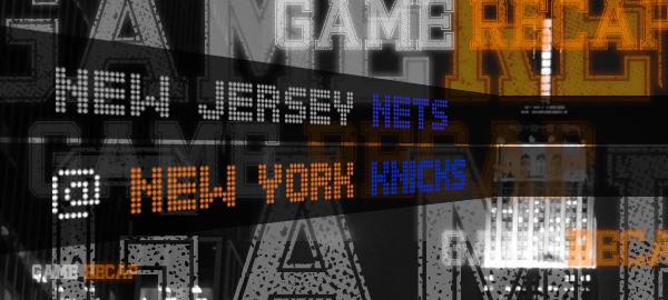 NJ @ NY